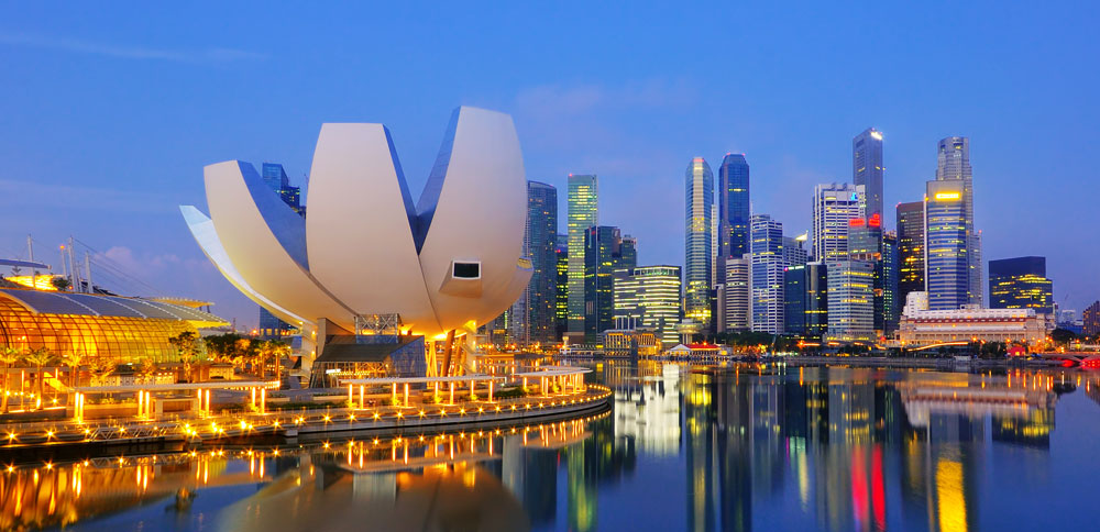 Singapore's 3 Key Growth Ingredients in 2016